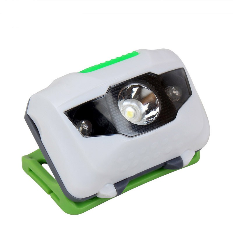 Running Camping Waterproof Headlamps 45-Degree Pivotable Head LED headlamps flashlight