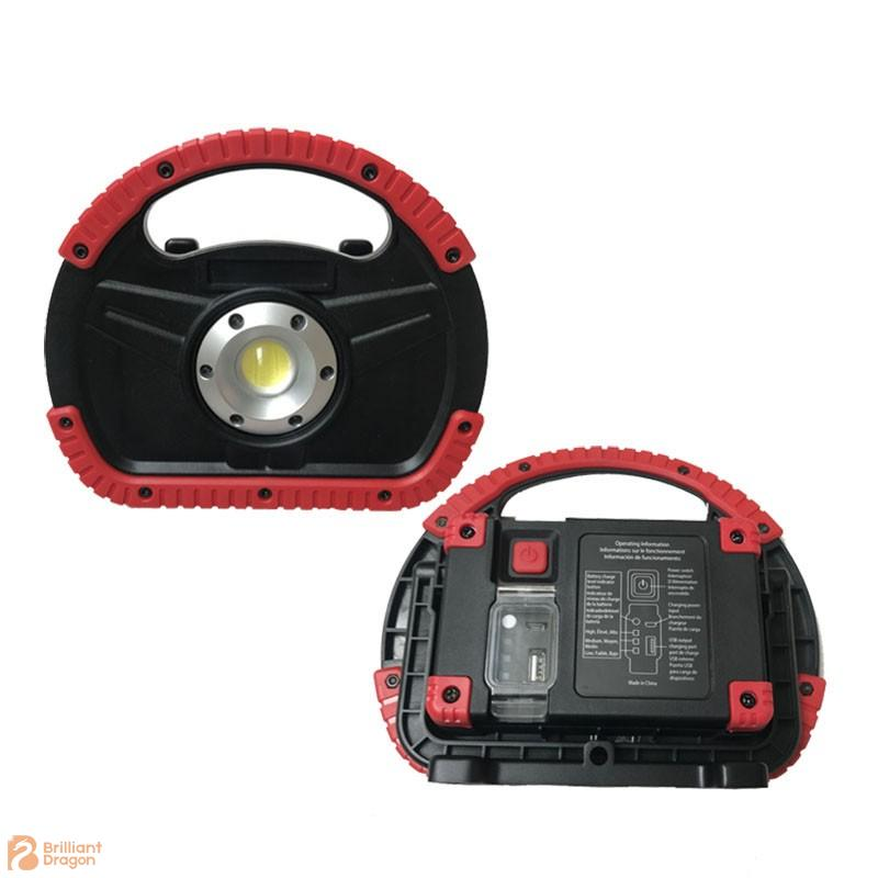 10W LED Work Light with Power Bank